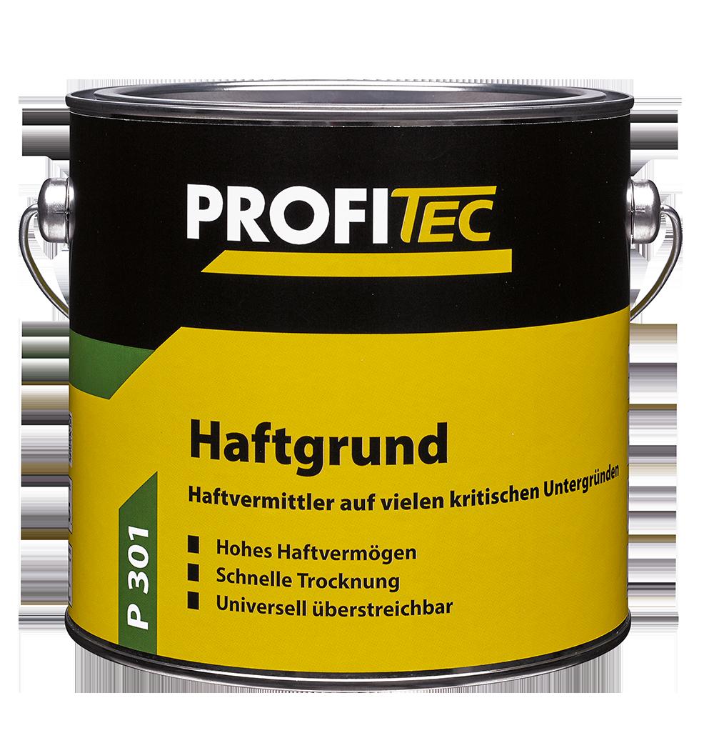 PROFITEC P 301 Haftgrund 2,5L weiß – wasserverdünnbar, geruchsneutral -